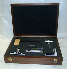 Masonic SET OF WORKING TOOLS IN A SINGLE BOX WITH ALL 3 DEGREE TOOLS