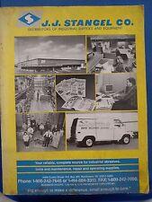 J.J. Stangel Co. - 1990 Catalog  Distributors Of Industrial Supplies & Equipment
