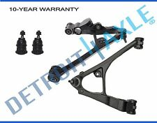 New 4pc Front Lower Control Arms + Ball Joints for 01-06 Chevy Tahoe RWD 4WD 4x4