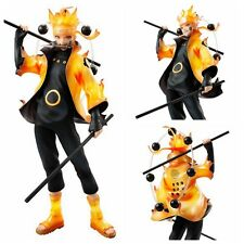 G.E.M. Naruto Shippuden Uzumaki Naruto Six Paths Sage Figure Statue New NO Box