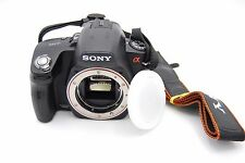 Sony Alpha DSLR-A390 14.2MP 2.7'' Screen Camera WITH LENS AND ACCESSORIES