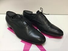 Bruno Magli Maioco  Mens Black Leather Oxfords Shoes Size 10.5M