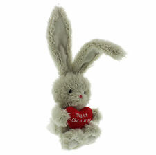 Baby's First Christmas Plush Rabbit Soft Toy Gift