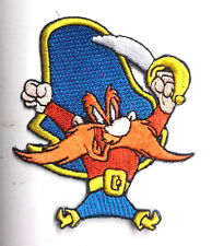 "Yosemite Sam Die Cut 3"" Embroidered Patch- FREE S&H (EBPA-YOSE)"