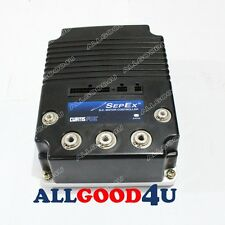1268-5403 SepEx DC Motor Controller 48V 400A 0–5kΩ for Curtis Electric forklift
