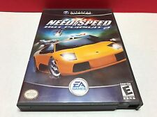 Need for Speed: Hot Pursuit 2 [Player's Choice] RARE (Nintendo GameCube, 2004)