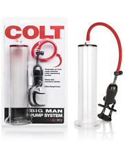 Colt Big Man Pump System Heavy-duty oversized cylinder Penis Enlargement Vacuum