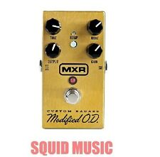 MXR Custom Badass Modified  O.D. M77 Overdrive Distortion M-77 ( OPEN BOX )