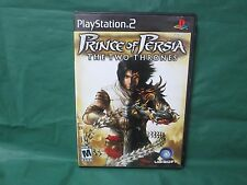 Prince of Persia: The Two Thrones GREATEST HITS (PlayStation 2, PS2) SEE NOTES