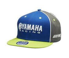 Official Yamaha Racing MX Doncaster Blue/Green/Grey Adults Baseball Cap