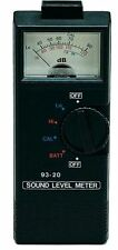 GREENLEE (93-20) 34451 DECIBEL METER
