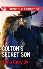 Very Good, Colton's Secret Son (The Coltons of Shadow Creek, Book 1), Cassidy, C