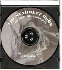 THE STARRETT BOOK Reference for Machinists on CD
