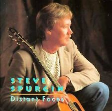 Spurgin, Steve: Distant Faces  Audio CD