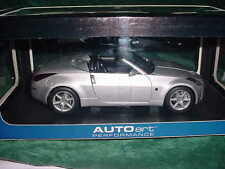 EASTER AUTO ART PERFORMANCE NISSAN 350 Z ROADSTER 1:18 SCALE COLLECTIBLE CAR MIB