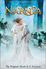 The Chronicles of Narnia Movie Tie-in Edition (adult), C. S. Lewis, 0060765453,
