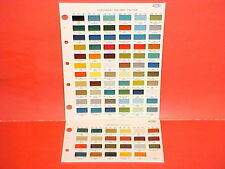 1969 1970 1971 1972 1973 1974 1975 1976 1977 CHEVROLET GMC TRUCK VAN PAINT CHIPS
