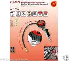KS TOOLS Digital Druckluft-Reifenfüllmesser 515.1970 Reifenfüller  NEU