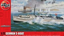 Airfix 1/72 German 'S' Boat # A10280