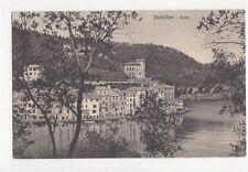Portofino Porto Italy Vintage Postcard 262a