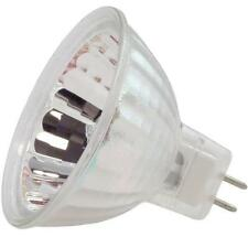 Fiber Optic MR16 6V 5W Halogen Light Bulb Bi-Pin GX5.3 GU5.3 Base