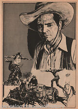 101 Ranch and Gone With The Wind's Yakima Canutt+ Autry, Heston, Wayne