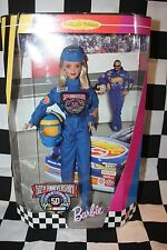 NASCAR BARBIE 50th ANNIVERSARY 1998 COLLECTOR EDITION