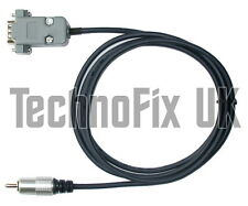 Linear amplifier keying/PTT/switching cable for Flex Radio 1500