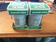 Lots Of 2 Vintage Quaker State QS2849 Oil Filters