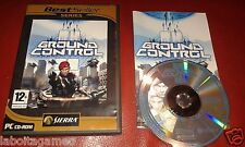 GROUND CONTROL OPERATION EXODUS PC CD-ROM PAL WINDOWS