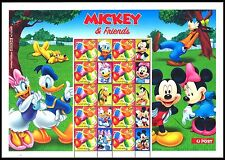 TEMATICA WALT DISNEY HOJITA AUSTRALIA MICKEY AND FRIENDS 2007