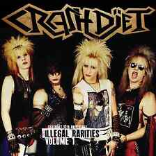 CRASHDIET - Illegal Rarities Volume 1 Limited Collector's Edition Digipak CD
