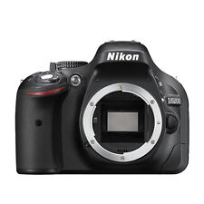Nikon D5200 Digital SLR Camera Body 24.1 MP Black BRAND NEW