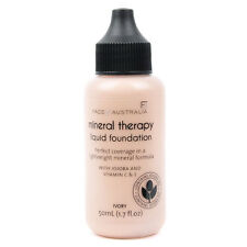 FACE OF AUSTRALIA-Mineral Therapy Liquid Foundation-Lightweight Makeup ( IVORY)
