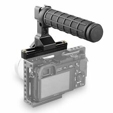 SmallRig Quick Release Top Handle Grip With 10CM Savety Nato rail Fr DSLR Camera