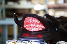 11-13 Honda CBR250R 15-16 CBR300R INTEGRATED Turn Signal LED Tail Light Smoked