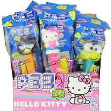 PEZ Hello Kitty Candies Case, 12 ea
