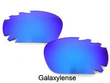 Galaxy Replacement Lenses For Oakley Jawbone Blue Polarized 100%UVA&VB