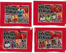 Chile version 2014 Topps Premier League Soccer set of 4 sticker packs