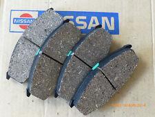 Original  Nissan-Datsun 280ZX S130 Bremsbeläge vorne 41060-P6625, DD060-P6625