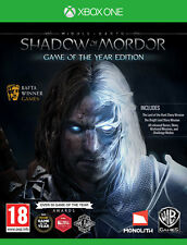 MIDDLE EARTH:SHADOW OF MORDER - GOTY