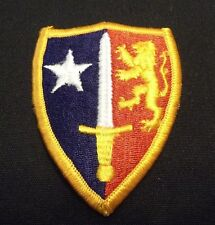 Military Allied Command Patch Insignia Unit US Army #470