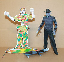 Freddy Krueger Action Figure Neca SDCC Nightmare On Elm Street 5 Dream Child
