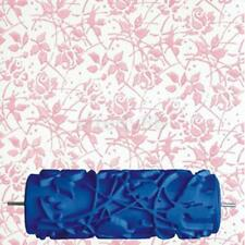 DIY Empaistic Floral Dots Pattern Painting Roller for Wall Decoration Machine