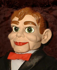 "HAUNTED Ventriloquist doll ""EYES FOLLOW YOU"" Creepy Slappy dummy puppet oddity"