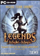 LEGENDS OF MIGHT and MAGIC Win PC CD
