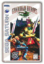GUARDIAN HEROES SEGA SATURN FRIDGE MAGNET IMAN NEVERA