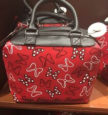 NWT Disney Parks Say Yes To The Bows Lounge Fly Purse