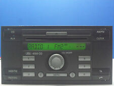 FORD 6000 CD RADIO PLAYER STEREO TRANSIT FOCUS CONNECT FIESTA C-MAX FUSION KUGA