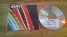 CD Indie Trafik - Bullet (13 Song) Promo GLOBAL UNDERGROUND
